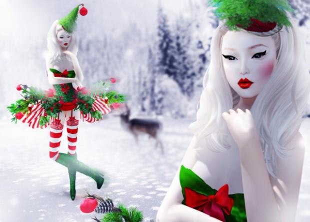 Boudoir Christmas Blog