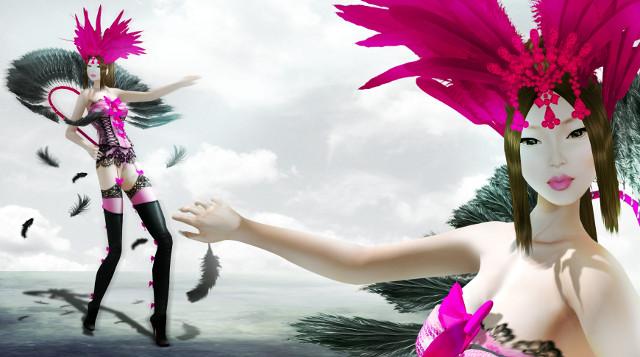 Boudoir dancer blog