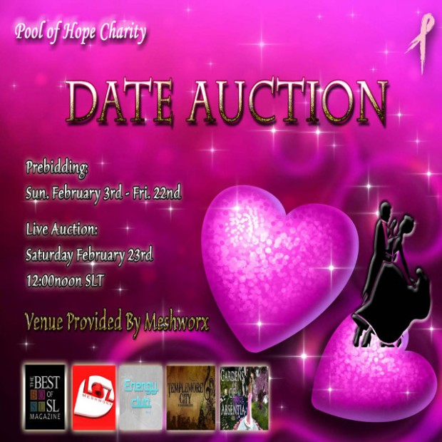 2013 BCA Date Auction Poster blog
