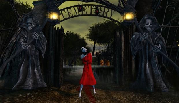 [VM] VERO MODERO Asylum Girl Red jpg
