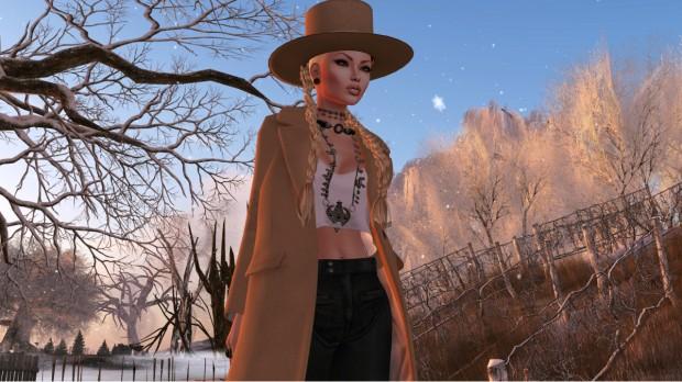 Elysium - Amish Hat Sand by Serena Novo I jpg