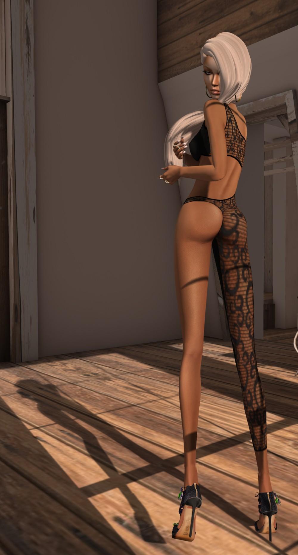 Lena Catsuit Black s jpg