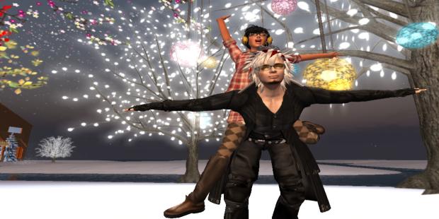 Ananya and Modokun 20 December 2009
