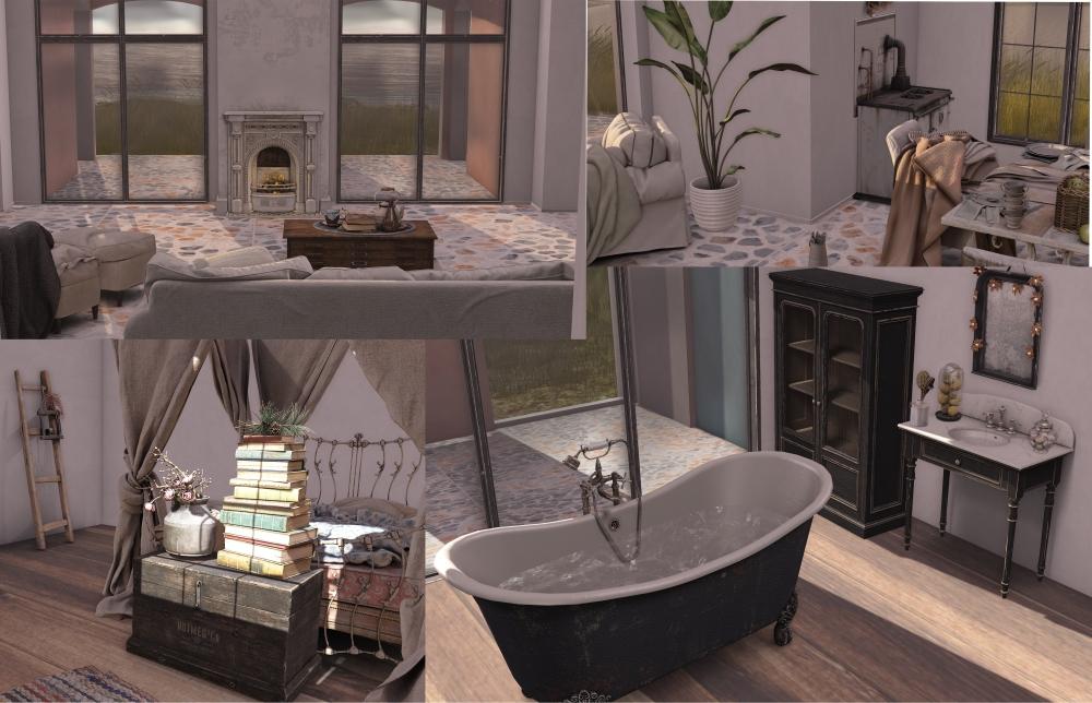 20200607 Scarlet Creative Sonoma Villa furniture